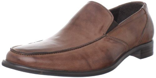 Auri Men`s Marcus Slip-On,Summer Brown,44 EU/11 M US $215.00
