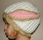 Such a cute hat! Going to be my next project