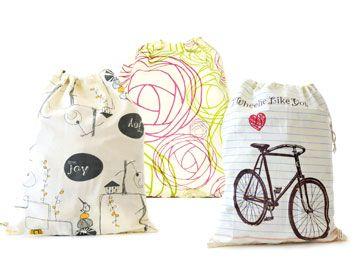 cute little treat bags