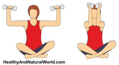 The Best Exercises to Firm and Lift Your Breasts (Inc. Illustrations)