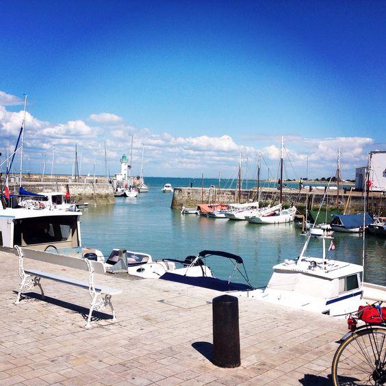Le port de La Flotte en Re #iledere