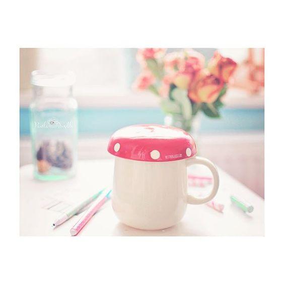 Hoy tuve el placer y privilegio de conversar y ver a @lovilmi ... Tea & Talk! Me la pase de maravillas (Este es mi nuevo tazón con tapita ☺️) - I got the privilege to chat and see lovilmi ... Tea & talk time! It was delightful!