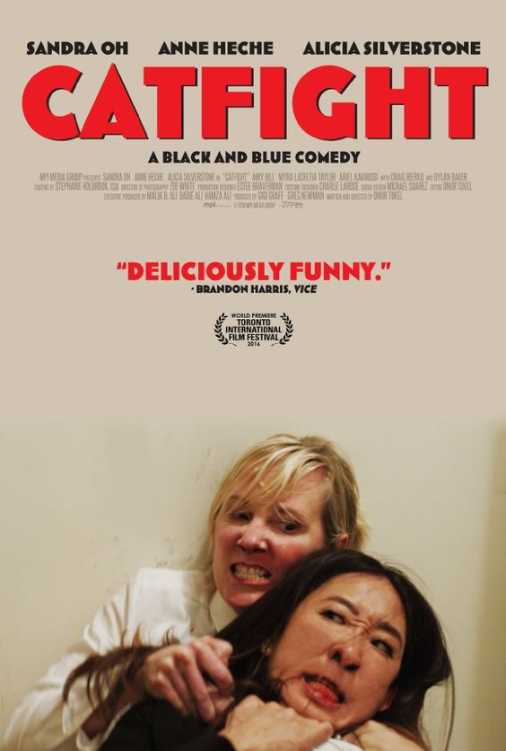Catfight HDRip (2017)