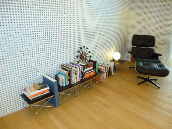 Eames lounge chair and ltr occasional tables dwell pinterest chairs pr - Eames lounge chair occasion ...