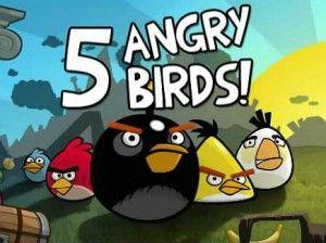 Angry Birds é a aplicação mais proibida pelas empresas