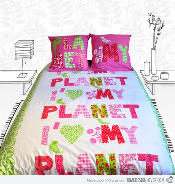 A Look at Creative Selene and Gaia Bed Linens