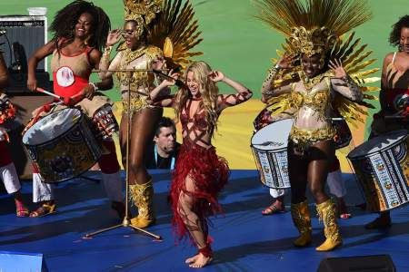 Shakira, ganadora en la clausura del Mundial de Brasil 2014 - Diario La Prensa Honduras