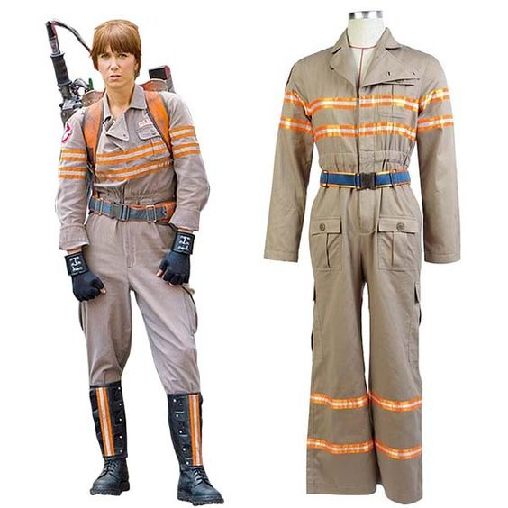 Ghost Busters Ghostbusters 3 Jumpsuit CWU-27p Flight Suit Cosplay Costume