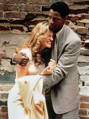 Julia Roberts & Denzel Washington