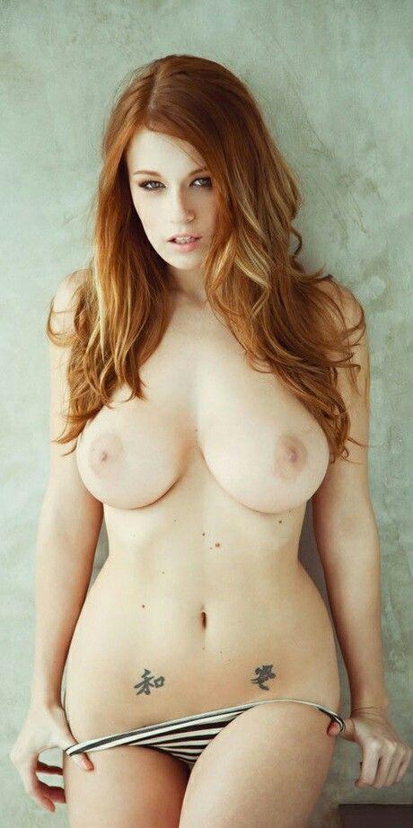 Big boob hot redhead sexy