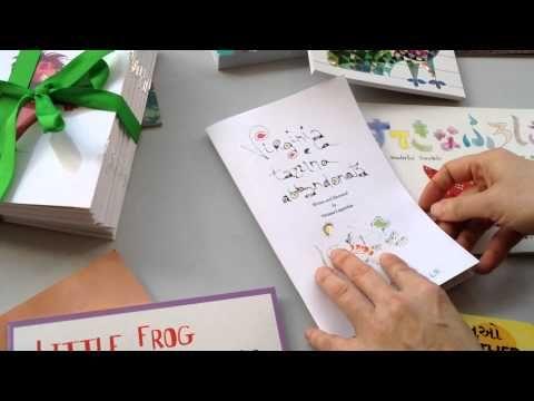 ESL Rainbow Caterpillar Part One - YouTube