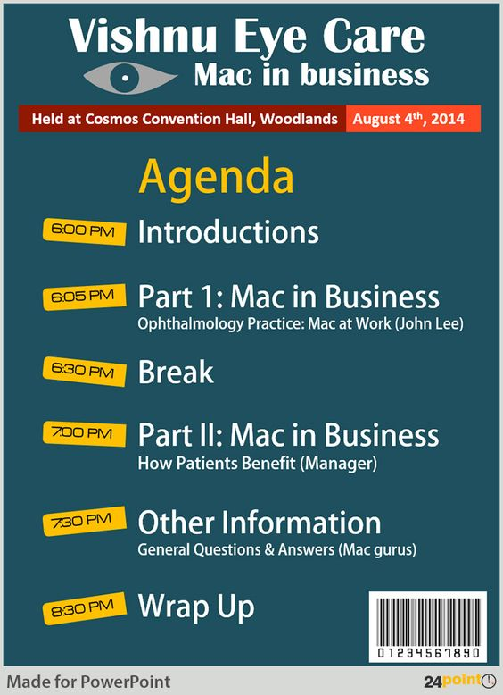 Creative Meeting Agenda Template Tips To Use Magazine Cover Page Powerpoint