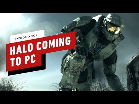Halo The Master Chief Collection Coming To Pc With Halo