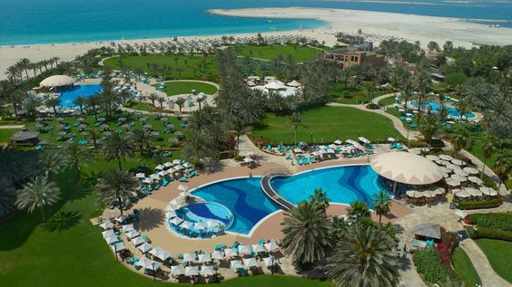 Le Royal Meridien Beach Resort and Spa, Dubai. Best of Middle East 2014.