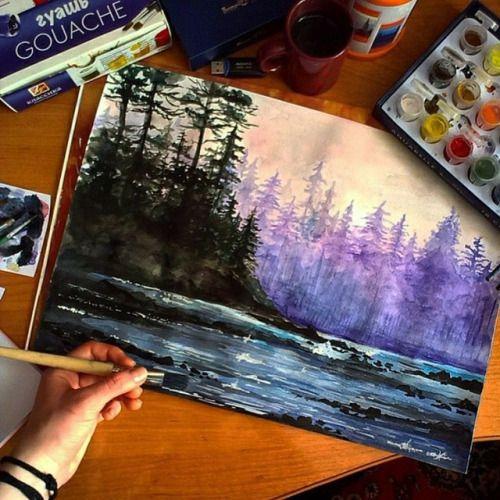 Imagem de art, drawing, and paint
