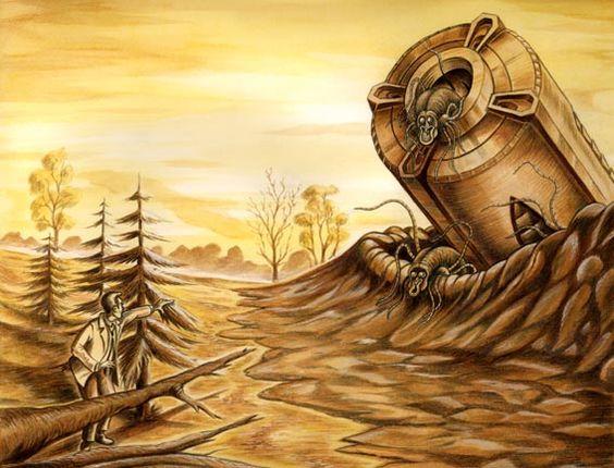 War of the Worlds Redux
