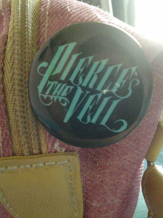 Pierce the veil button!