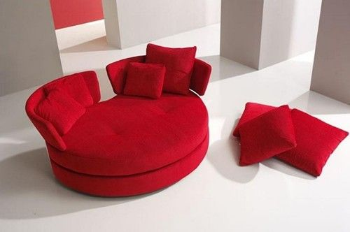 Pin By Sofacouchs On Living Room Sofa Round Sofa Couch