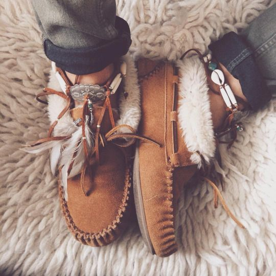 Trendy Boho Shoes