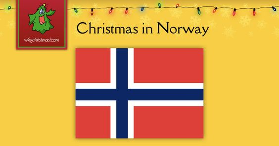 Find out how Christmas is celebrated in Norway.