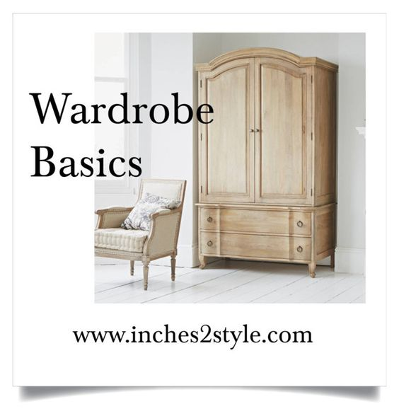 Wardrobe Basics Series Recap