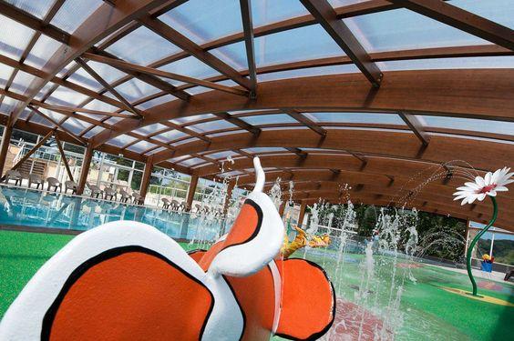 Le ranolien camping de bretagne 4 toiles avec piscine for Camping a embrun avec piscine