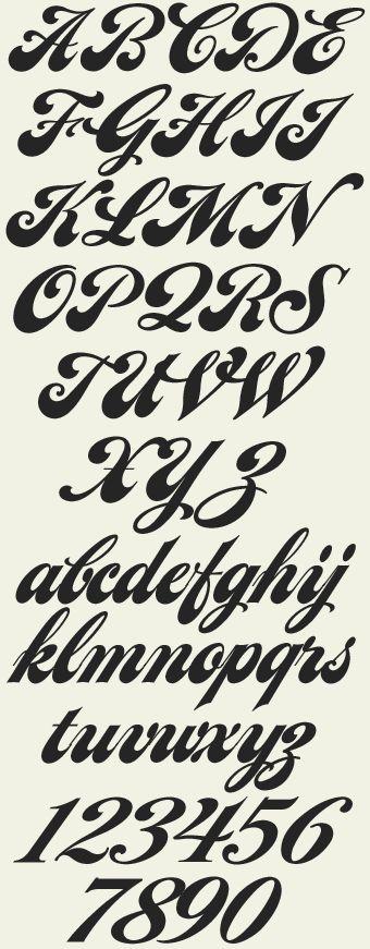 Script Fonts Letterhead And Scripts On Pinterest