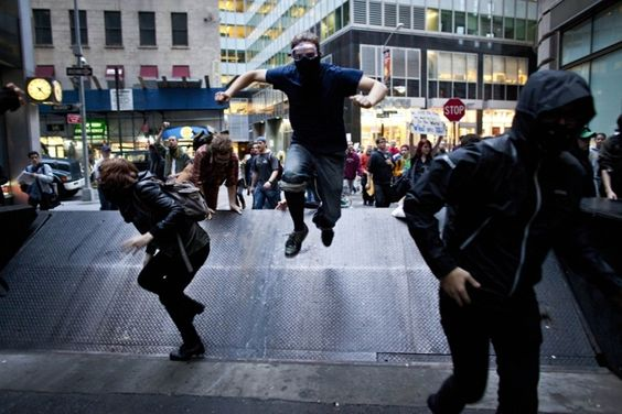 Occupy Wall Street protests continue - The Washington Post