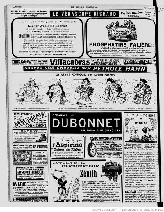 Le Monde illustré | 1916-03-25 | Gallica