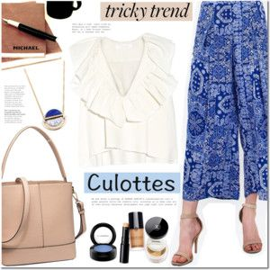Tricky Trend: Chic Culottes