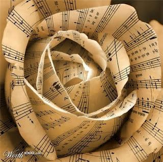 Flower music...