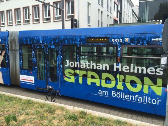 Bundesliga : un stade renommé en mémoire d'un fan disparu…