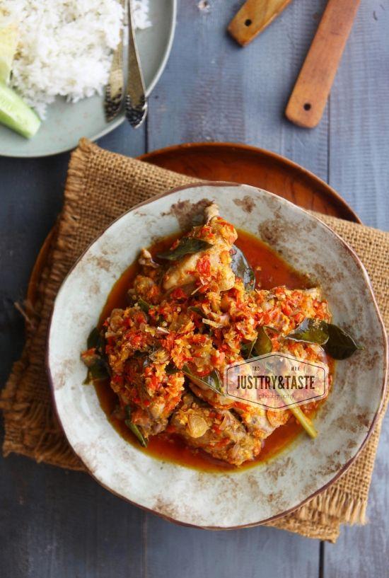Resep Ayam Rica Rica Jtt Resep Ayam Resep Masakan Cina Masakan