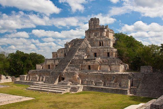 Mexiko - Edzna