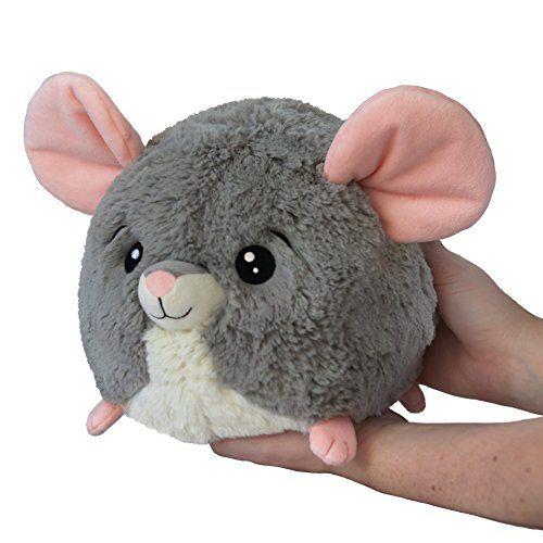 Cute Plush Rat Toy