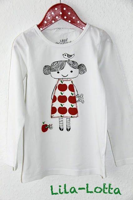DIY shirt by @Sandra Prüßmeier Gonzalez