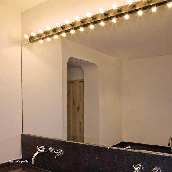 Más de 25 ideas increíbles sobre Spiegelleuchte bad en Pinterest - badezimmerlampen mit steckdose