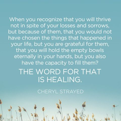 The author of Brave Enough shares her insights on how to deal with our toughest struggles—and come out shining.   Strayed is the author of the Oprah Book Club 2.0 selection Wild.
