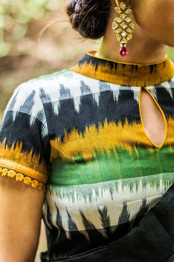30 Office Saree Jacket Designs For Sri Lankan Ladies ...