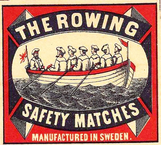 The Rowing Safety Matches ~ Sweden