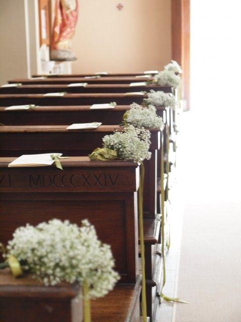 vasi orchidee matrimonio chiesa - Cerca con Google