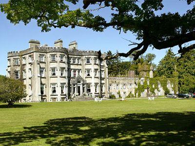 Ballyseede Castle...Ireland <3