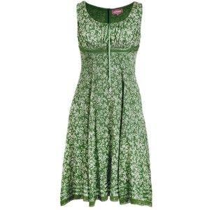 Impresión floral vestido BL21