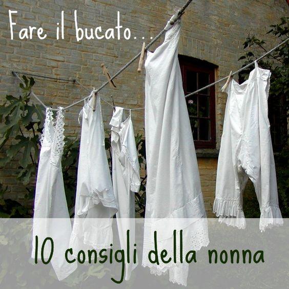 Fare il bucato: 10 consigli della nonna