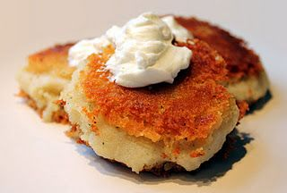 Potato Pancakes and other recipes.  #vegetarian #vegan #gluten free