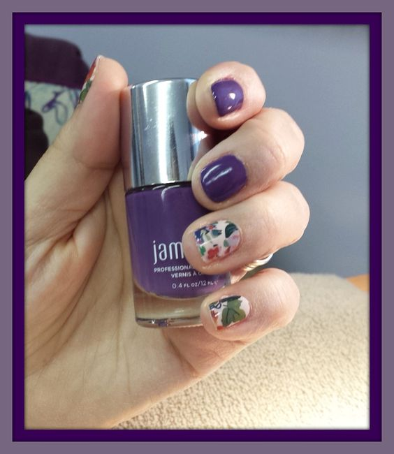 Midway Floral & Iris www.mlwcd.jamberrynails.net