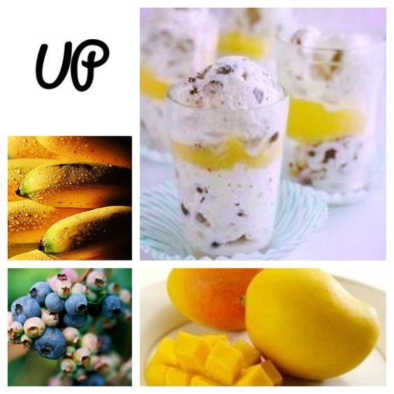 Mango puree and Mango on Pinterest