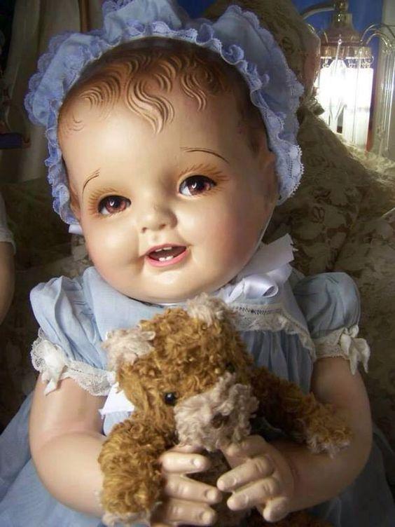 Vintage babypop