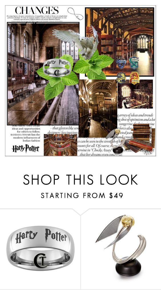 """""""Harry Potter"""" by smile-2528 ❤ liked on Polyvore"""