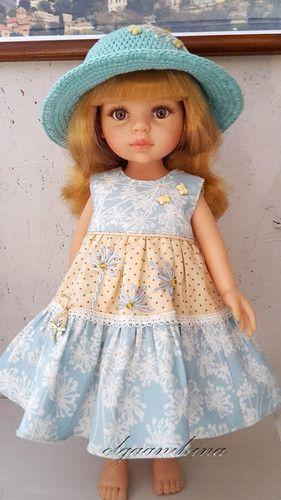 Куклы для дочки. Подружки Паолочки. / Paola Reina, Antonio Juan и другие испанские куклы / Бэйбики. Куклы фото. Одежда для кукол: